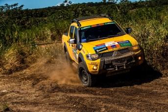 Piso variado desafiou os competidores Crédito: Ricardo Leizer / Mitsubishi