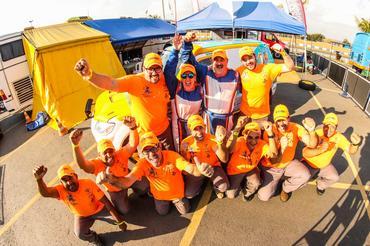 Equipe Macedo's Rally Team na edição 2016 do Rally dos Sertões (Sanderson Pereira/Photo Esporte)