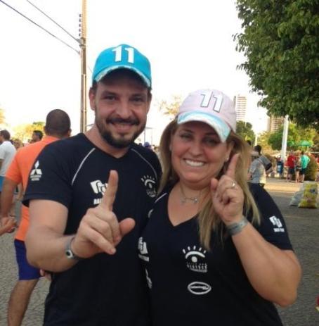 Sandra/Maurício: Campeões no ano de estreia no Rally dos Sertões (Divulgação)
