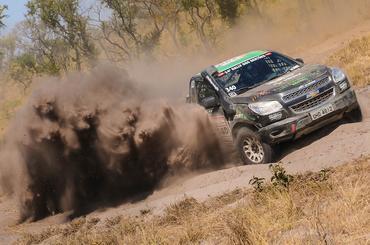 Bulldog Racing fecha o Rally dos Sertões em quarto lugar