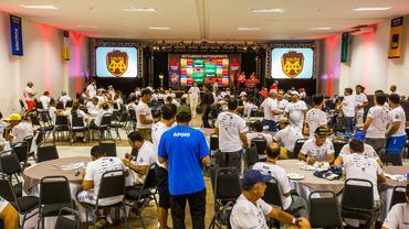 Evento conta também com um almoço de confraternização Crédito: Tom Papp / Mitsubishi