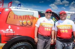 Ricardo Barra e Vanderlei Hirt (Marcelo Maragni/Fotop)