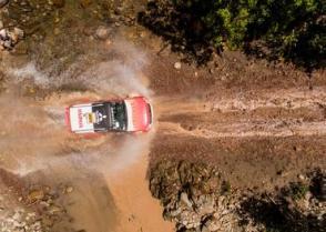 Esta edição marcou a segunda participação da equipe no Rally dos Sertões (Marcelo Maragni/Fotop)