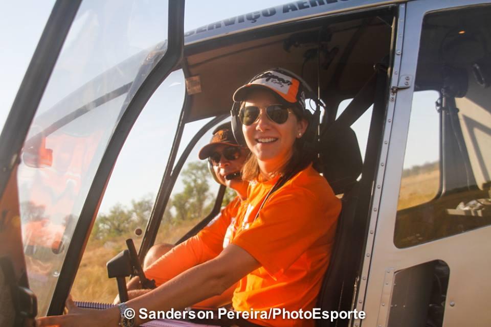 Sanderson, fotógrafo de Itabirito, o Mineirinho, registra participação das mulheres no Rally dos Sertões