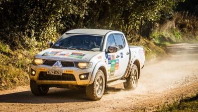Podem participar do evento veículos das linhas L200, Pajero e ASX 4x4. Foto: Adriano Carrapato / Mitsubishi