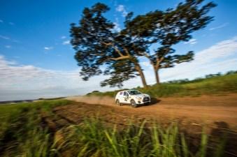 A Fazenda Pimenta será palco das disputas pelo menor tempo nos trajetos off-road. Foto: Ricardo Leizer/Mitsubishi