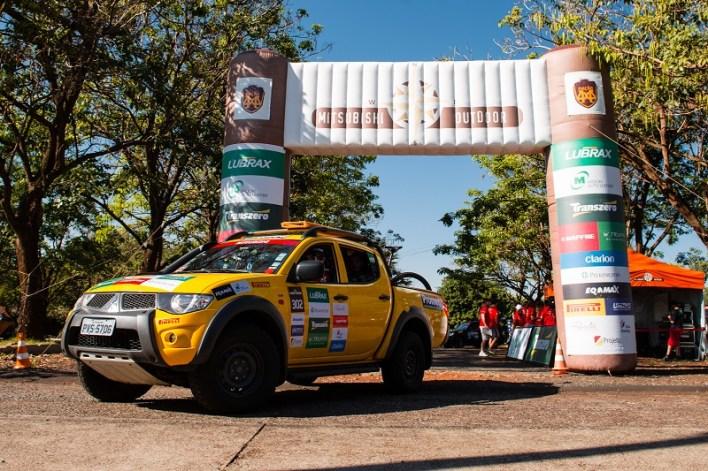 Mitsubishi Outdoor fez etapa em Ribeirão Preto (SP) neste sábado. Foto: David Santos / Mitsubishi