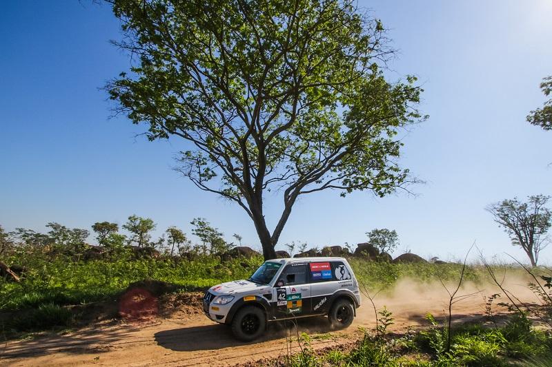 Na etapa do domingo, nenhuma dobradinha: todas as categorias estão disputadas. Foto: Cadu Rolim/Mitsubishi