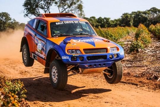 O Rally Rota Sudeste é válido para os campeonatos de rali cross country e baja (Sanderson Pereira/Photo Esporte)