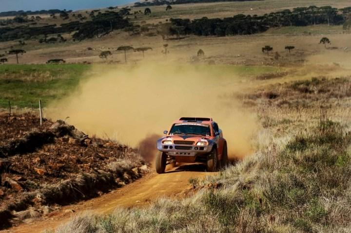 O Rally Rota SC é um dos desafios do calendário Brasileiro Cross Country (Luciano Santos/DFotos)