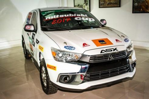 ASX RS 2017 foi apresentado pela organização. Foto: Adriano Carrapato/Mitsubishi