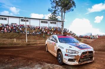 Prova de Morretes foi a última da temporada. Foto: Divulgação / Mitsubishi