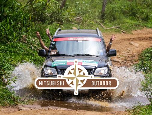 Mitsubishi Outdoor desbrava Serra da Mantiqueira na etapa de Campos do Jordão (SP)