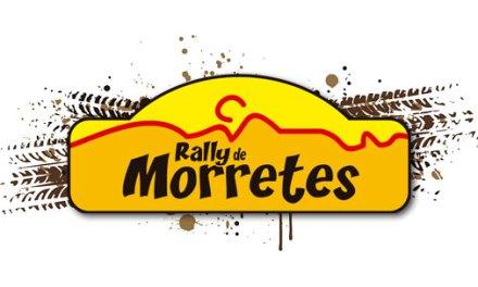 Final de temporada de rally de velocidade emocionante no Rally de Morretes