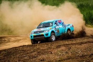 Além das provas de cross-country, os competidores farão etapas de endurance. Foto: Adriano Carrapato/Mitsubishi
