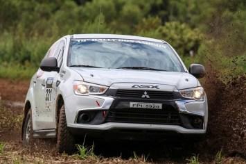 ASX RS pode participar do Rally dos Sertões e terá categoria na Mitsubishi Cup. Foto: Andre Chaco / Fotop
