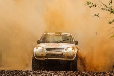 MS Rally conquistou o terceiro lugar no ranking do Campeonato Brasileiro 2016 (Sanderson Pereira/Photo-S Imagens)