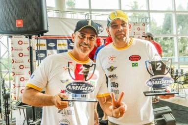 MS Rally foi vice-campeã do Rally dos Amigos, pela categoria Protótipos (Sanderson Pereira/Photo-S Imagens)