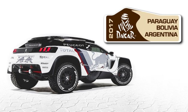 Os melhores carros do grid para Youssef Haddad: Peugeot