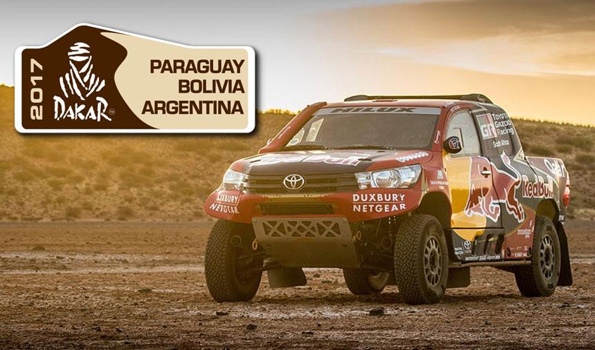 Os melhores carros do grid para Youssef Haddad: Toyota