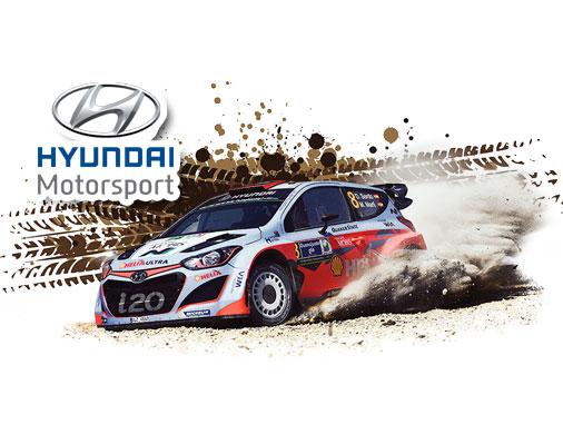 A vida de um mecânico de rally do WRC