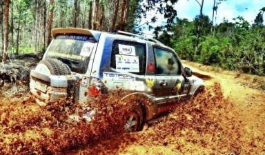 As duplas da equipe Araponga Rally estão afiadas em busca de mais um título (Angelo Savastano / SavaPhoto)