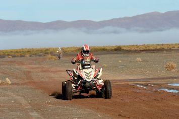 279 VITSE SIMON (fra) YAMAHA AL DESERT action during the Dakar 2017 Paraguay Bolivia Argentina , Etape 8 - Stage 8, Uyuni - Salta, January 10 - Photo Eric Vargiolu / DPPI