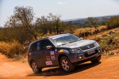 Podem participar diversos modelos 4x4 da Suzuki. Foto: Tom Papp / Suzuki