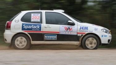 Evento também abrirá os campeonatos Paulista e Paranaense de Rally de Velocidade (Divulgação)