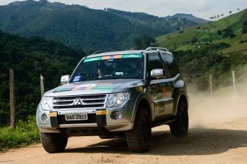 Podem participar os veículos 4x4 das linhas ASX, Pajero e L200. Foto: David Santos Jr/Mitsubishi