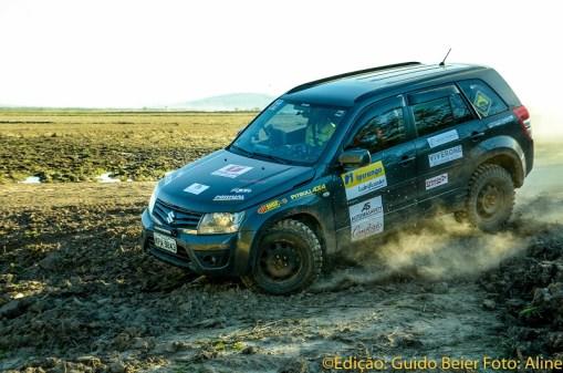 Campeonato Gaúcho Rally Regularidade 4x4 2016 01 (Crédito Aline Ben)