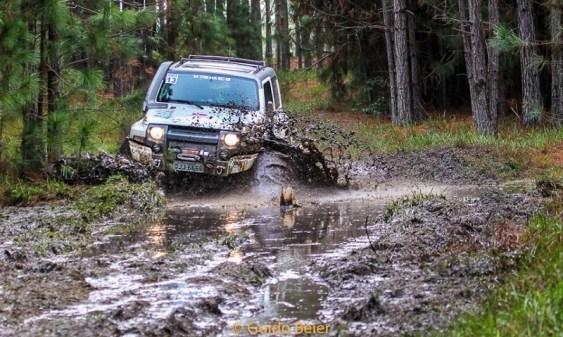 Campeonato Gaúcho Rally Regularidade 4x4 2016 02 (Crédito Guido Beier)