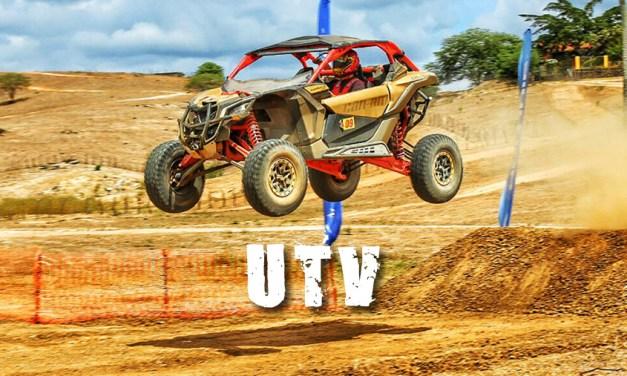 Lucas Barroso sai na frente entre os UTVs do Rally X-Fight
