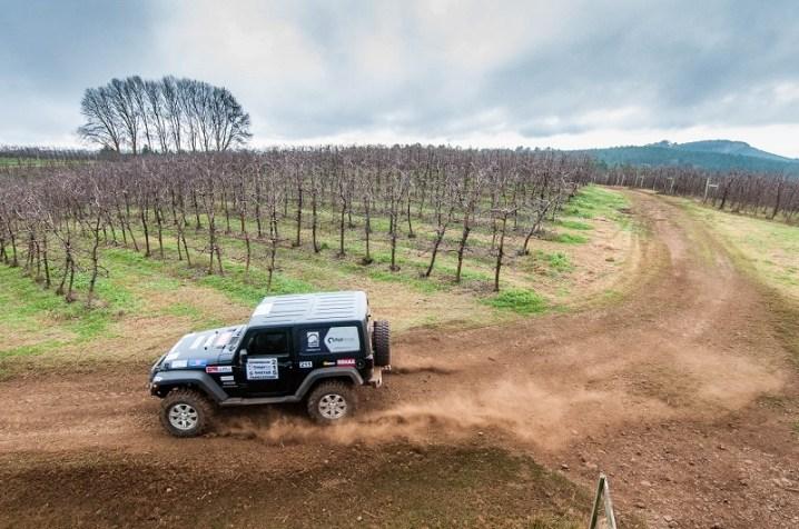 A nona edição do Rally Transcatarina acontecerá de 11 a 15 de julho (Doni Castilho/DFOTOS)