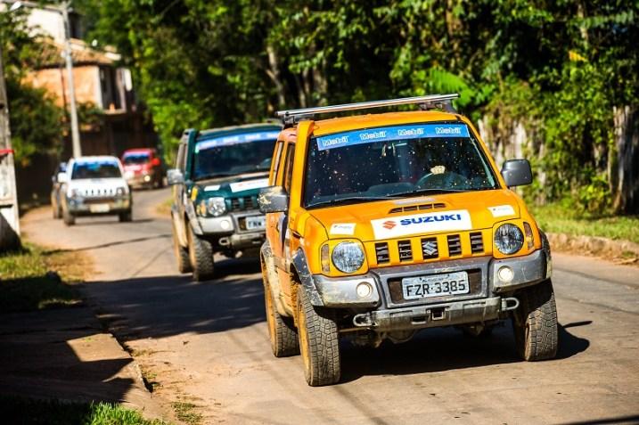 Primeiro Suzuki Day de 2017 será realizado em Tiradentes (MG). Foto: Tom Papp / Suzuki