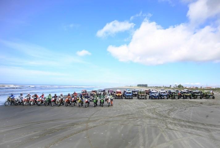 O Rally da Ilha é um dos desafios do calendário Brasileiro Baja 2017 (Luciano Santos/SigCom)