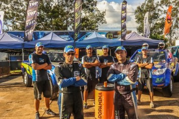 Equipe Top Rally Team (Sanderson Pereira/PhotoEsporte)
