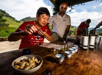 Atividades culturais e gastronômicas estão no roteiro. Foto: Tom Papp/Mitsubishi