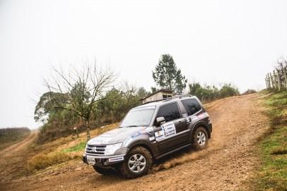 Para a modalidade Regularidade, o percurso terá 120 km de estradas vicinais (Victor Eleutério/DFOTOS)