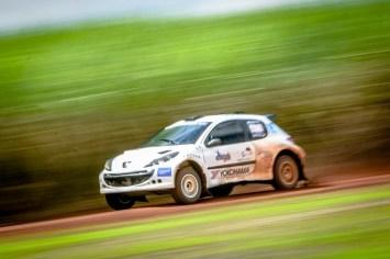Tricampeões Paulistas de Rally de Velocidade (N4) em 2016, 2015 e 2014. Foto: FJS Fotos