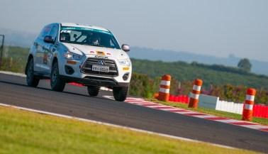 Rallycross é uma das novidades da Mitsubishi Cup. Foto: Marcio Machado / MitsubishiMarcio Machado / Mitsubishi