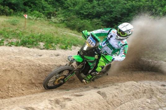 Ramon Sacilotti ficou com com o segundo lugar no pódio deste final de semana (Haroldo Nogueira/DFotos)