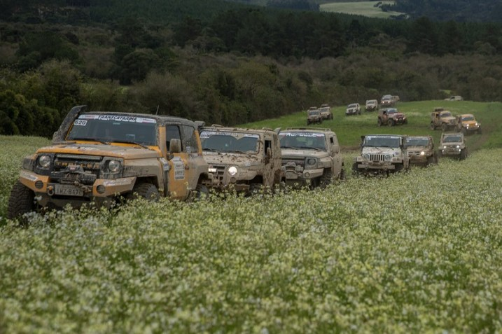 O 9º Rally Transcatarina será de 11 a 15 de julho, entre Fraiburgo e Itajaí, SC (Magnus Torquato/DFOTOS)