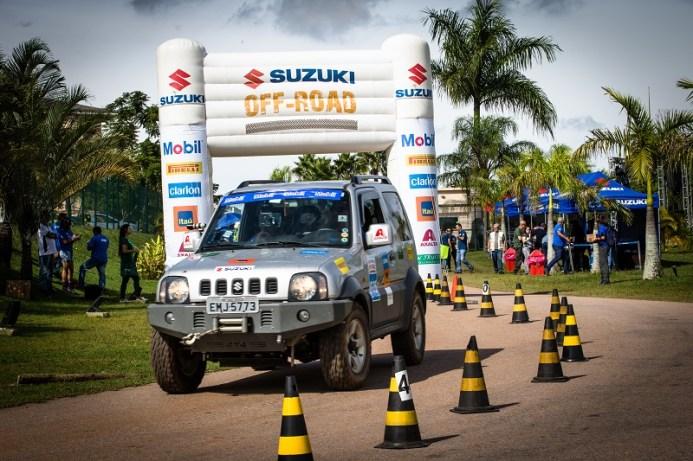 Suzuki Off-Road invadiu as trilas de Itupeva (SP). Foto: Tom Papp / Suzuki