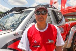 Facco vai estrear no Rally do Marrocos, a bordo de um buggy
