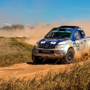 Mitsubishi Cup tem velocidade e adrenalina. Foto: Ricardo Leizer / Mitsubishi