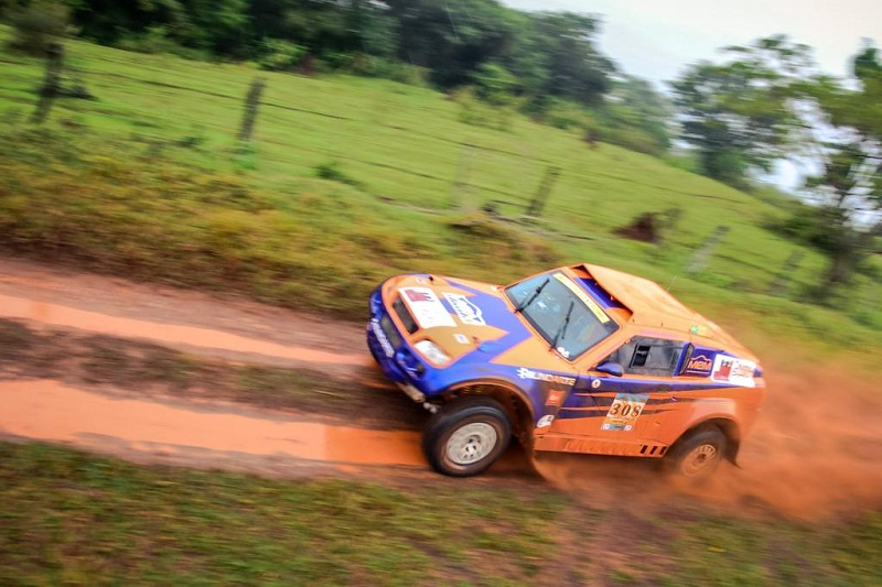Rally Cuesta Off-road (Nelson Santos Jr./Photo Action.)