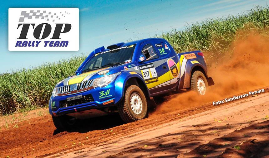 Mitsubishi Cup: Adrenalina e emoção aguardam a equipe Top Rally Team na edição 2017