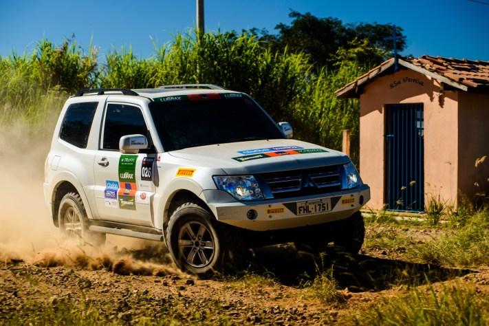Ribeirão Preto (SP) recebe ralis da Mitsubishi Motors no dia 13 de maio. Foto de