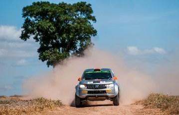 L200 Triton Sport RS: novidade no grid em 2017. Foto: Marcio Machado/Mitsubishi